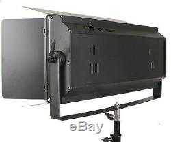 1100W 4 Bank Fluorescent Flicker Free Continuous Lighting Panel For Pro Studio