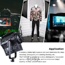 220W F-2800RP Professional LED Studio Spotlight For Product Fashion Photography