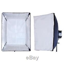 3600W Photo Studio Video Continuous Lighting Kit Photography Softbox Light Stand