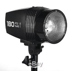 540W Studio Flash Lighting Kit Photo Strobe light 3x180W Portrait Set UK Local