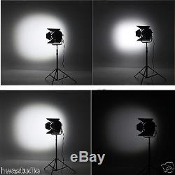 70W LED Fresnel Spot Continuous Focus Light Daylight dimmable spotlight Studio