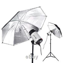 900W Photography Studio Flash Lighting Kit 3 Backdrop Background Stand Softbox