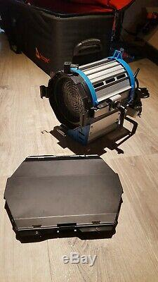 As Arri Dimmers 1K 650W 300W 150W Fresnel Tungsten Lighting Kit Studio Film Pack
