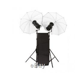Bowens Gemini 400Rx Umbrella Studio Ligths Kit. Bought in 2014 from Bowens