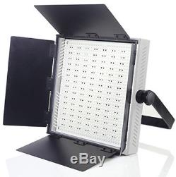 CAMTREE Studio Kit 1000 Led continuous Lighting for Photography DSLR Film Making