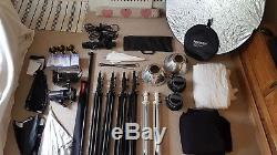 Complete Photography Studio Kit- Weddings / baby / family
