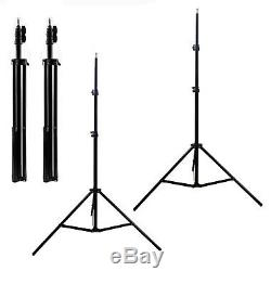 Dimmable Redhead 800W Studio Continuous Spot Flood Light Tungsten Stand Kit UK