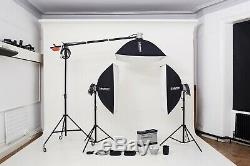 Elinchrom A3000n Studio Lighting Kit Great Condition No Time Wasters