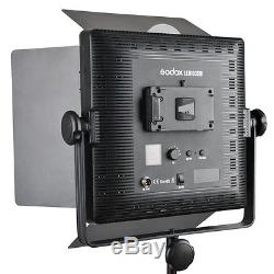 Godox 1000 LED Studio Video Continuous Light Lamp For Camera Camcorder 3300-5600