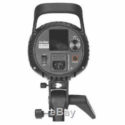Godox SL-60W Bowens Mount Studio Video Photo LED Light White Version With A Remote