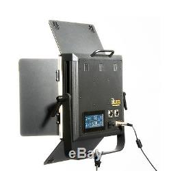 IKan ID1000-V2 LED Studio Light with Touchscreen Dimming Control 5600K