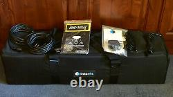 Interfit The Honey Badger 320 2 Light Studio Kit with Case & Accessories (#8643)