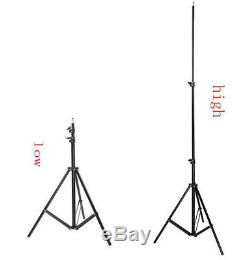 Neewer and Photo-R Light Stand And Softbox Photography Studio Kit