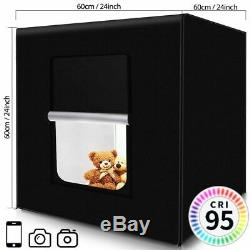 Photo Studio Light Box Tent For Jewelry Toy Shoes Product Photography Display