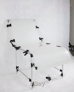 Product 4150W 60x130cm Shooting Table Photo Studio Continuous Lighting Softbox