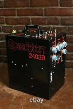 Speedotron Blackline 2403B Complete Studio Outfit Pre-Owned