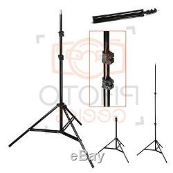Studio Flash Head 250w + 60cm Octobox + Light Stand JINBEI /CALER EII Set Kit