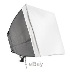Walimex 45x65cm 6x 24W Studio Daylight 720 Continuous Lightning with Softbox